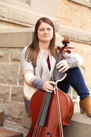 Tamra - cello