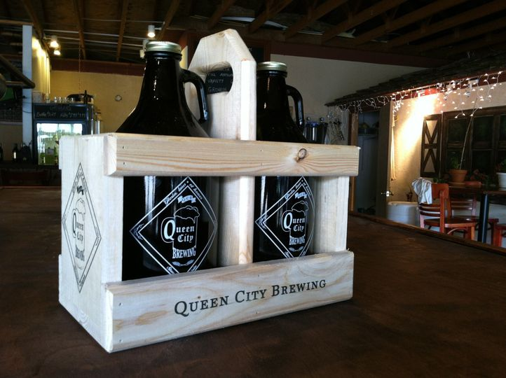 Growlers available to-go if you plan on having a wider selection of beers from other breweries as...
