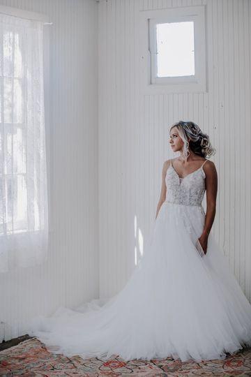 Our Model Bride!