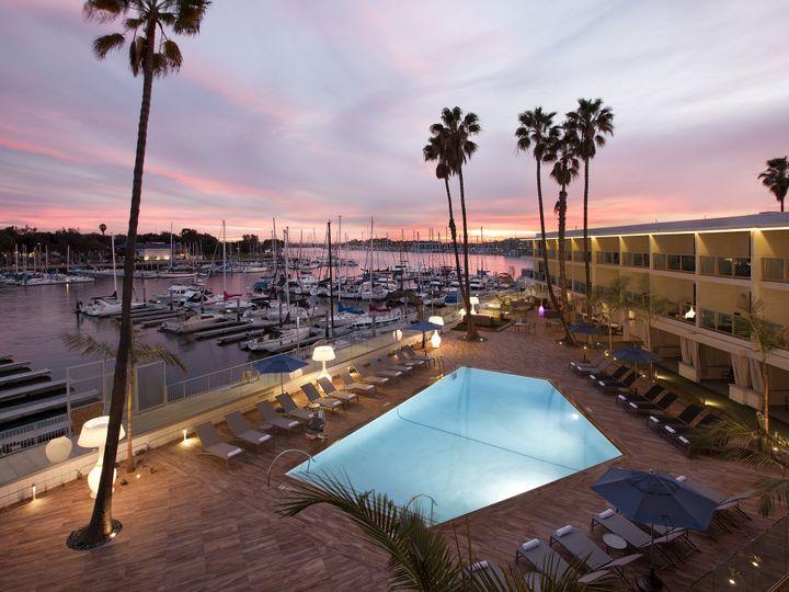 Tmx 1421970890885 Mdrhotel93 Marina Del Rey, CA wedding venue