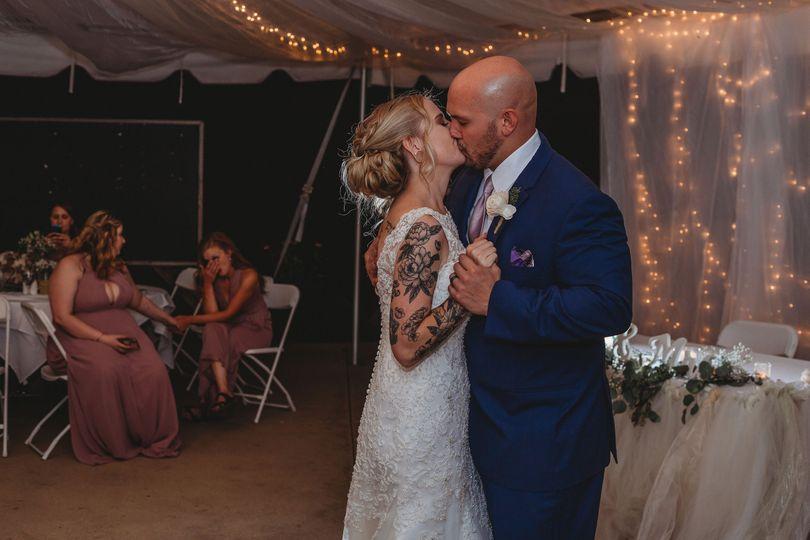 Hanson Wedding First Dance