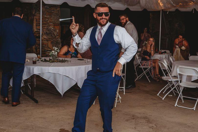 Hanson Wedding Reception