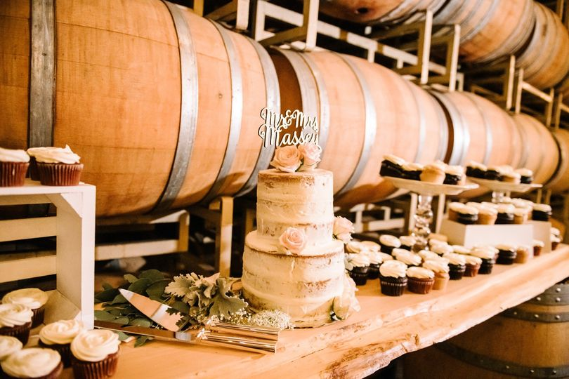 Barrel Room & Plank and Barrel