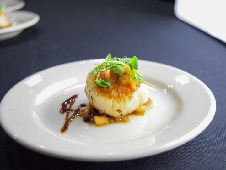 Tmx Acf Dinner Amuse Bouche Seared Country Wine Scallops 1 30 2020 14 51 156801 158195580668720 Milwaukee wedding catering