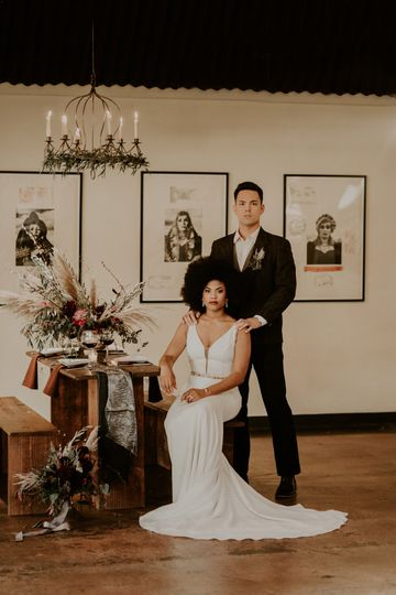 Art Enhances your wedding