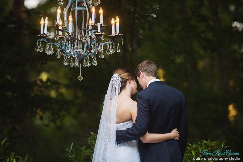 wedding meadow chandelier wm2