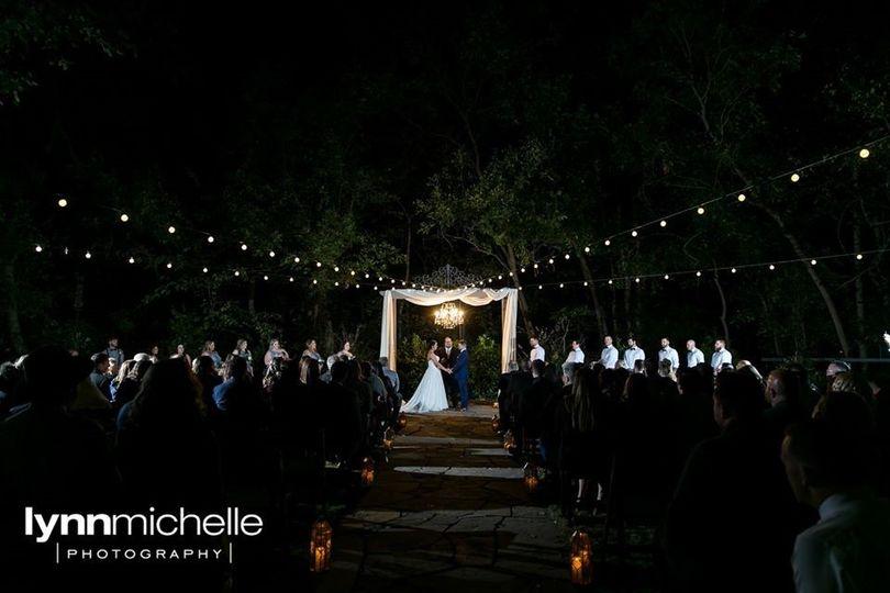 November Night Wedding