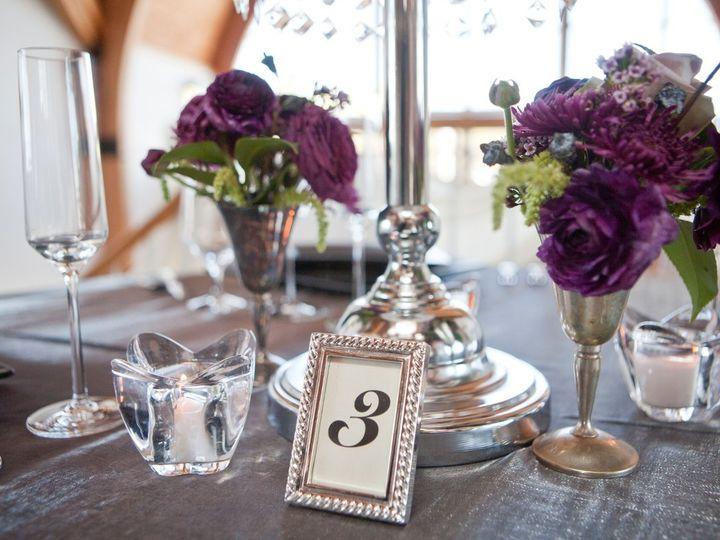 Tmx 1342034806172 SilverTable073 Stonington, Connecticut wedding florist