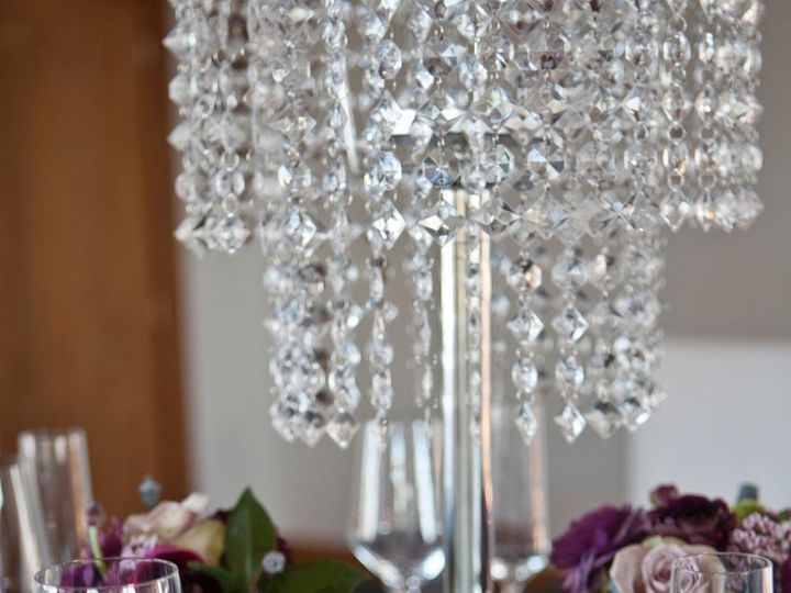 Tmx 1342035117999 Silvertable081 Stonington, Connecticut wedding florist