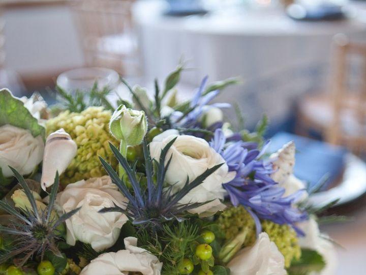 Tmx 1342035187691 Beachtable082 Stonington, Connecticut wedding florist