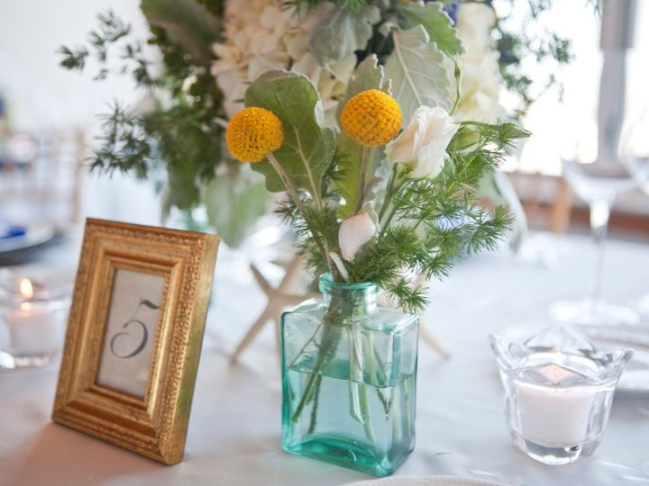 Tmx 1342035329829 Beachtable089 Stonington, Connecticut wedding florist