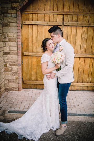 Wedding at Clauren Ridge