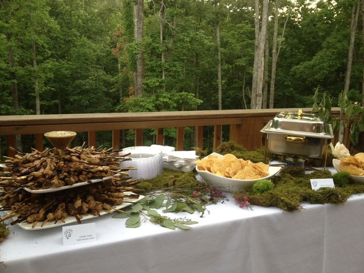The Pink Lady Catering Catering Hendersonville Tn