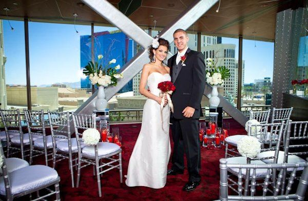 Eiffel Tower Restaurant Venue Las Vegas NV WeddingWire