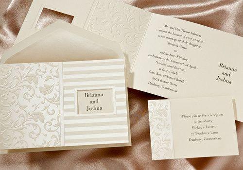 Tmx 1420753018863 Wedding 9 Brighton wedding invitation