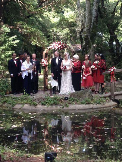 Island ceremony