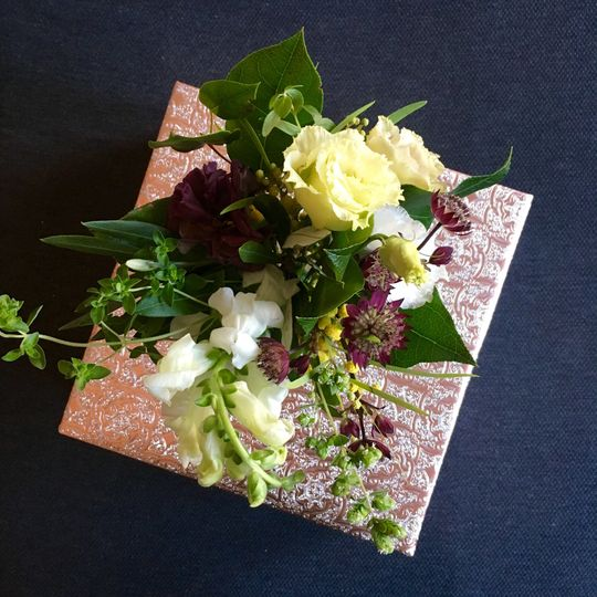 Wedding Packaging & Styling
