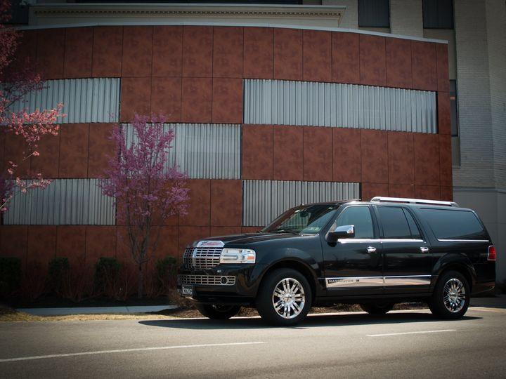 Tmx 1370548064470 Lincolnnavigator 1 King Of Prussia wedding transportation