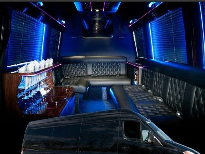 Tmx 1433783695506 10 Lux Party Van King Of Prussia wedding transportation