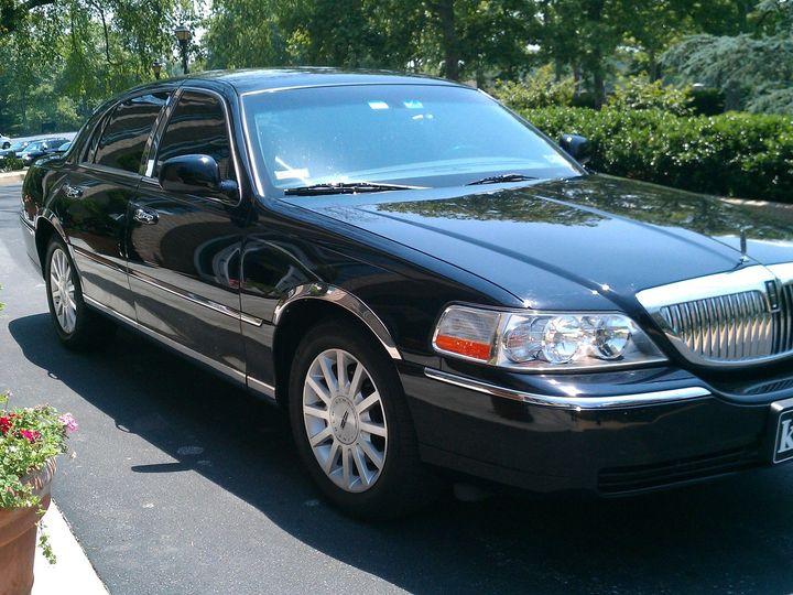 Tmx 1433783723774 King Sedan Outside King Of Prussia wedding transportation