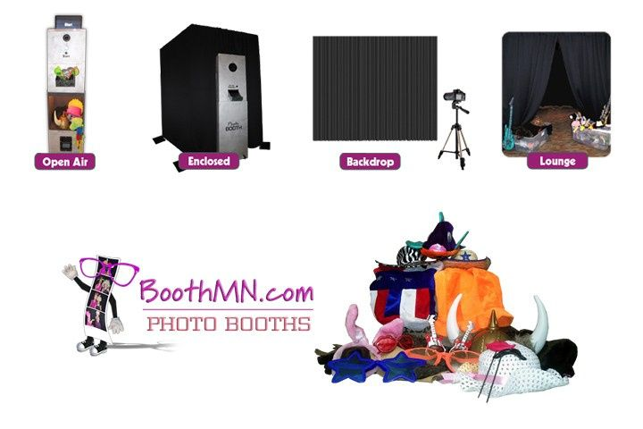 MN Photo Booth Types