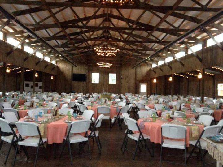 The gathering barn at busy barns adventure farm venue for Terrace 167 wedding venue