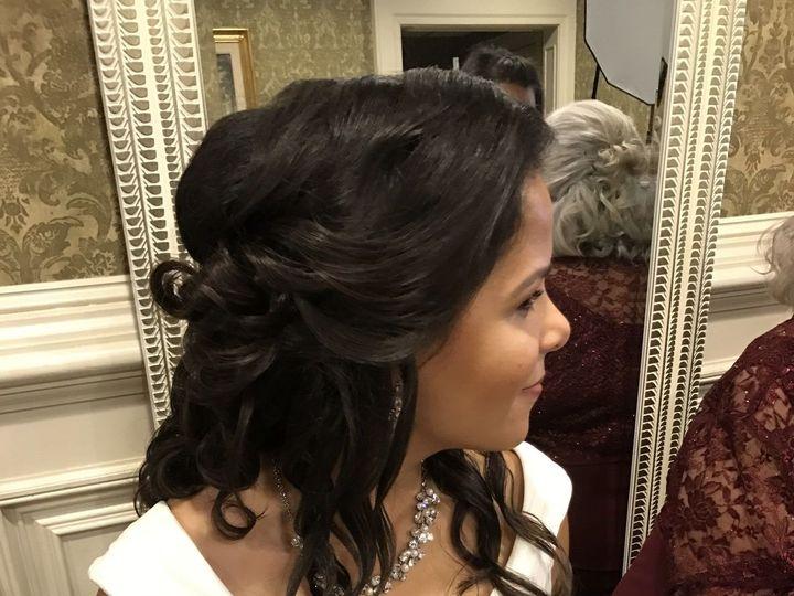 Tmx 1521700466 9afd6dc40fbd11dd 1512712891025 40431adf 8c6a 4e51 8cd4 2a158b07192f Kearny, NJ wedding beauty