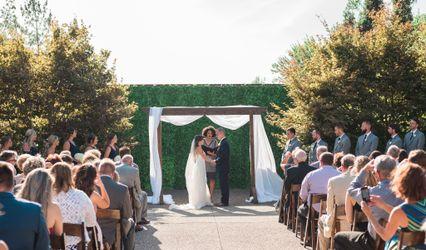 Jamie Hectus, Wedding Officiant
