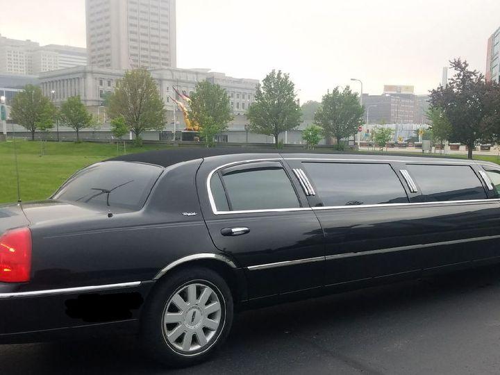 Tmx Black Stretch 51 705901 Solon, OH wedding transportation