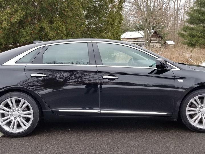 Tmx Cadillac Xts 51 705901 Solon, OH wedding transportation