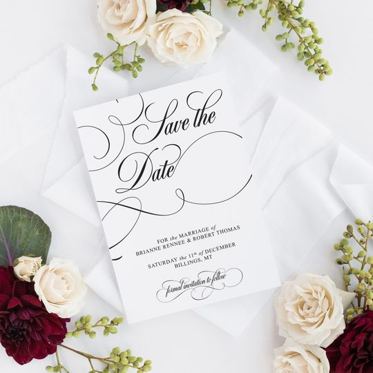 Brianne Suite - Save the Date