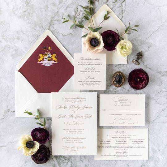 Custom Ireland Wedding