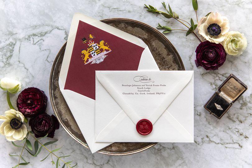 Letterpress Return Addressing