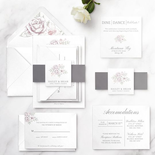 Hailey Wedding Suite