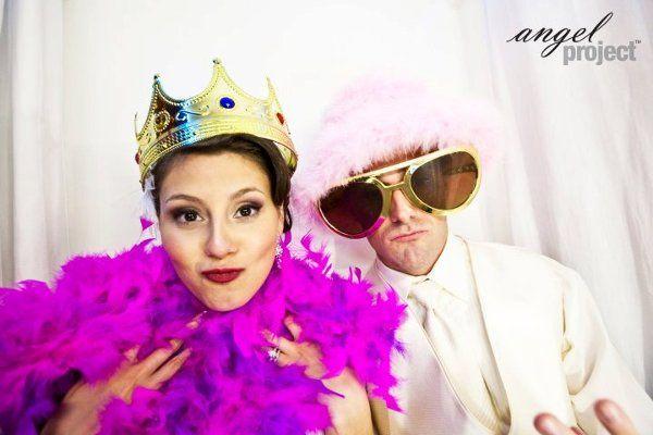 Happy Couple @ Bourne Mansion!