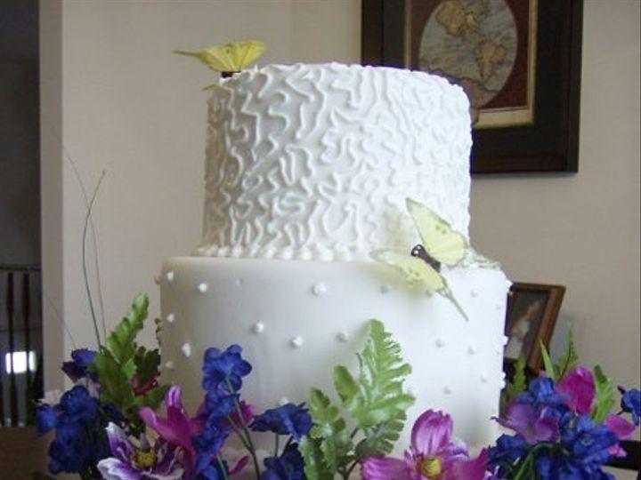 Tmx 1176233321390 Lovely Burke wedding cake