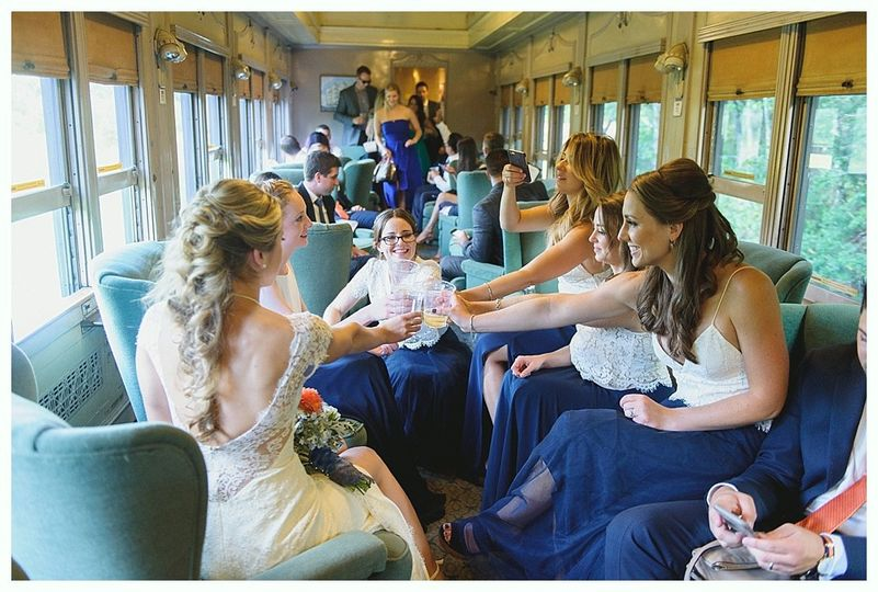 Wedding at Essex Station