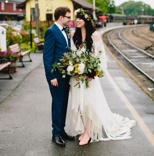 Weddings at the Station