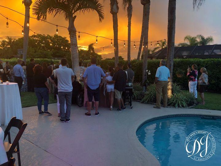 Miami, FL Sunset