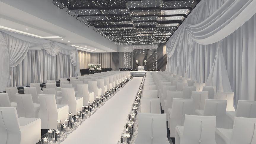Ceremony in the Moretti Ballroom