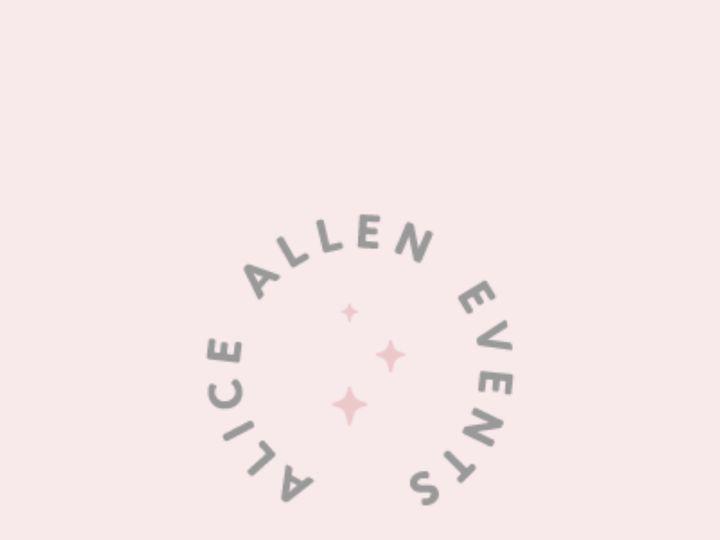 Tmx Alice Allen Logo 51 1970011 159708761172441 Waco, TX wedding planner
