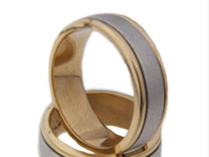 Tmx 1354819742909 2tonewed Vienna, VA wedding jewelry