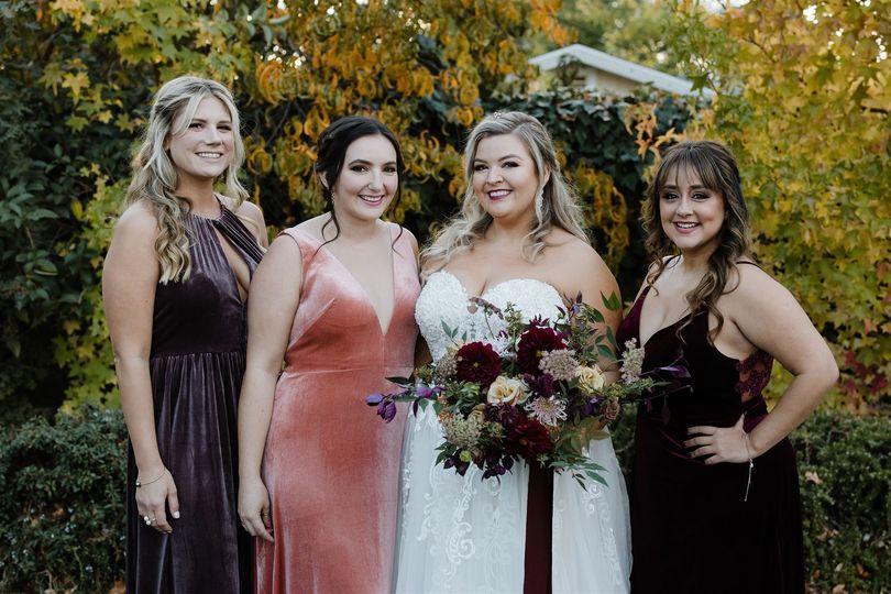 Hayley Bridal Party