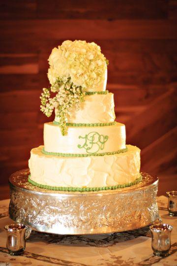 Four-tier Bride's Cake