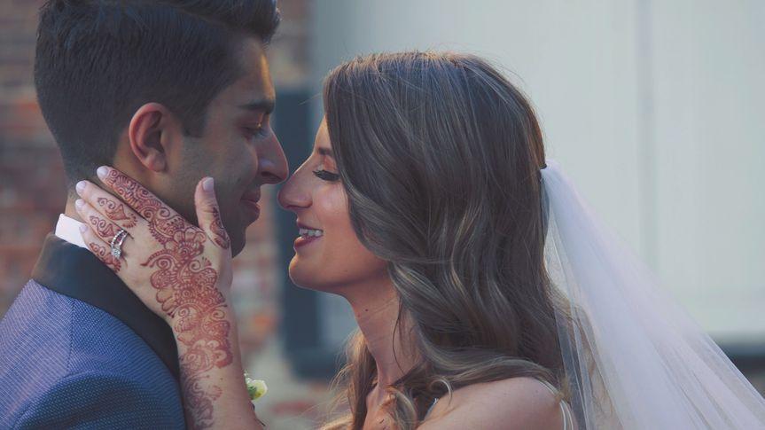 Faraz and Olivia