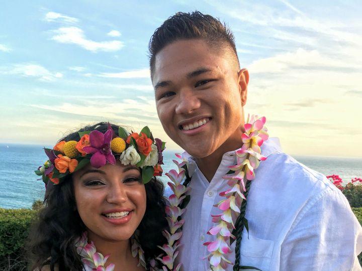 Tmx Sydney Ray Hawaiian 215762 51 983011 Carson, California wedding officiant