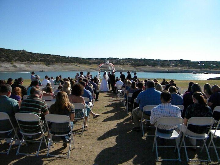 Ceremony under the sun