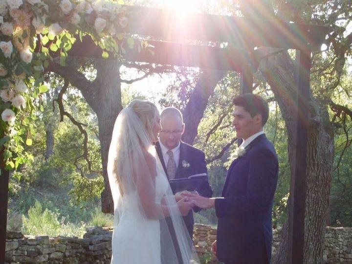 Tmx 1531096025 57216493002f4a2f Addison Grove 092217 Scott Cole Ceremony Round Rock, Texas wedding officiant