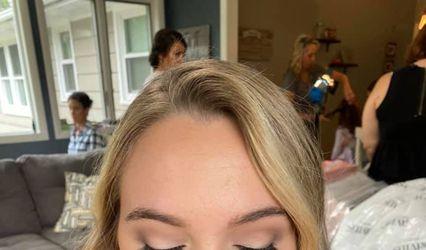 Anita Some Makeup