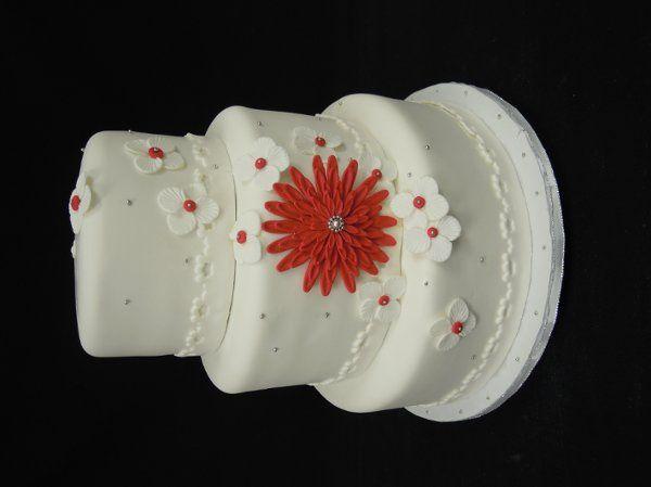 Tmx 1334021335573 Cakes074 Clearfield wedding cake